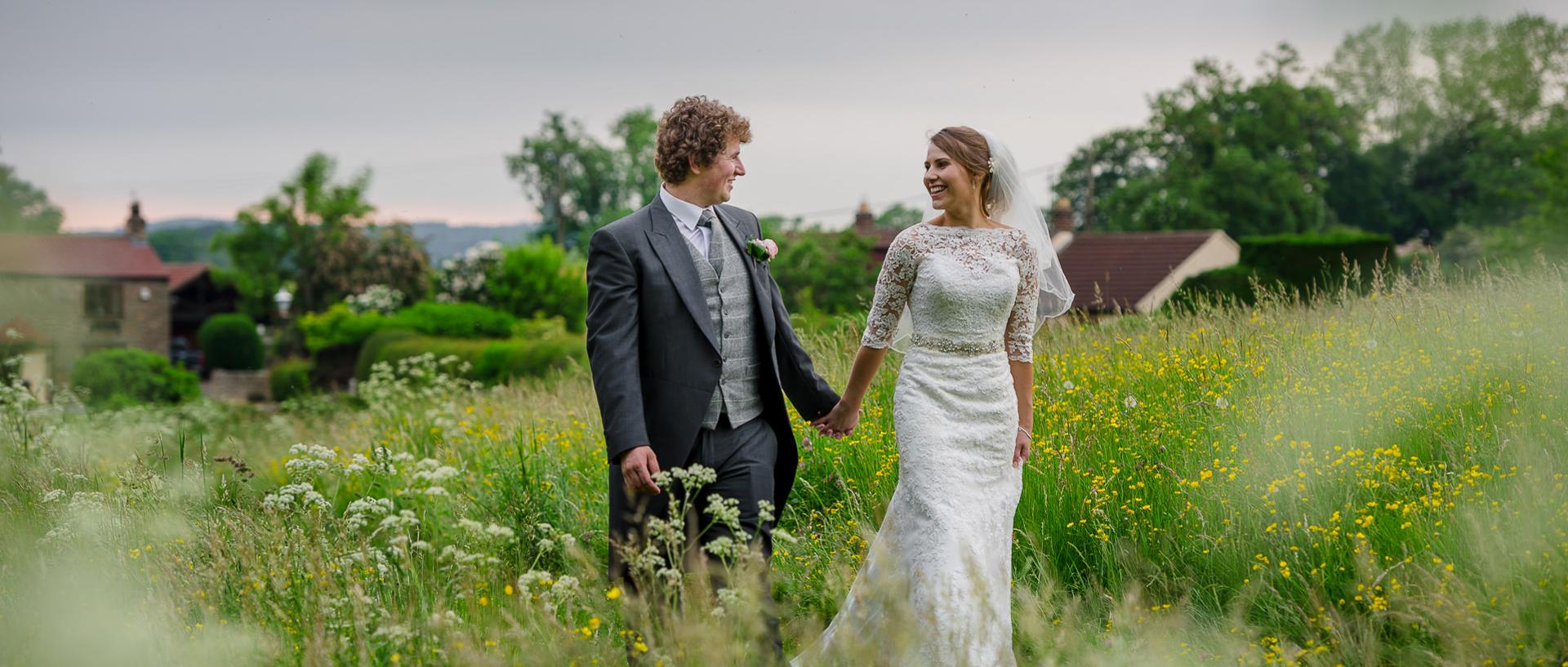 Becky & Harry - Headlam Hall Wedding Photography