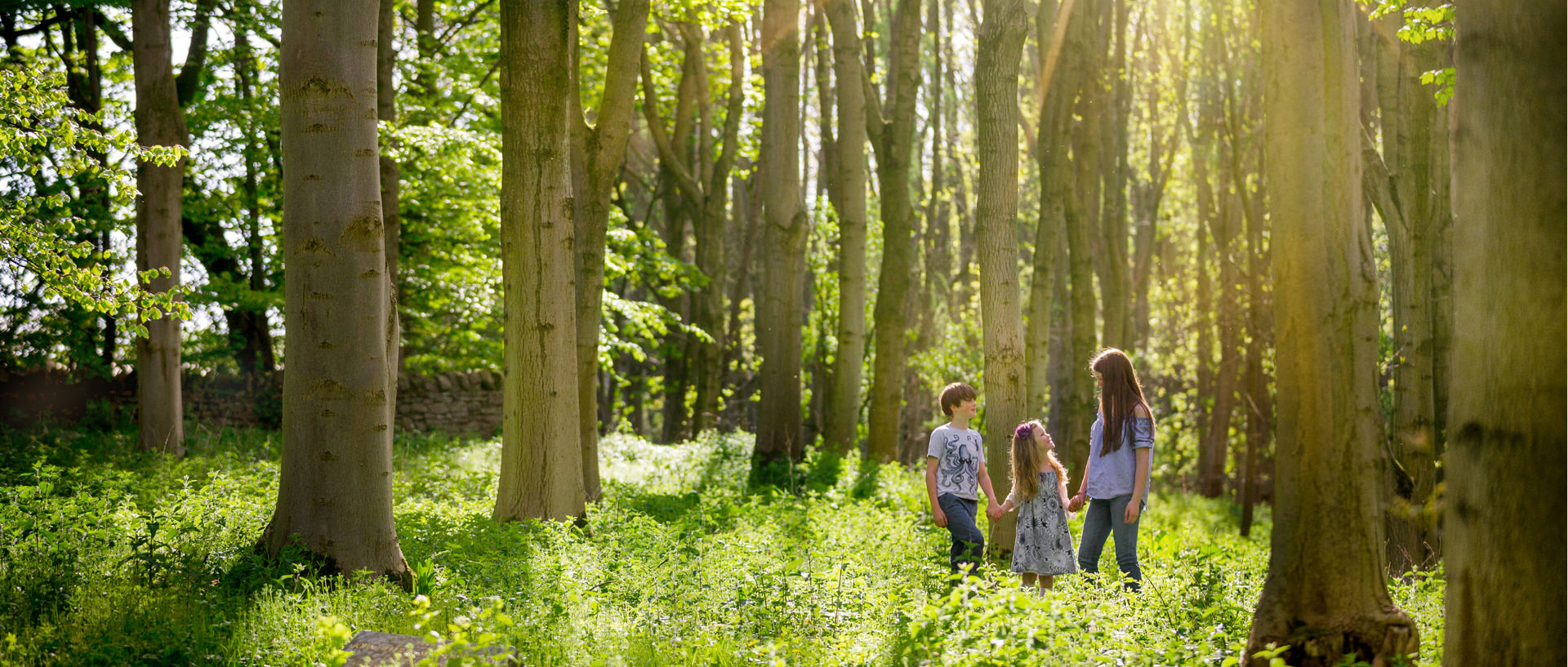 Family Shoot at the stunning Middleton Lodge Estate