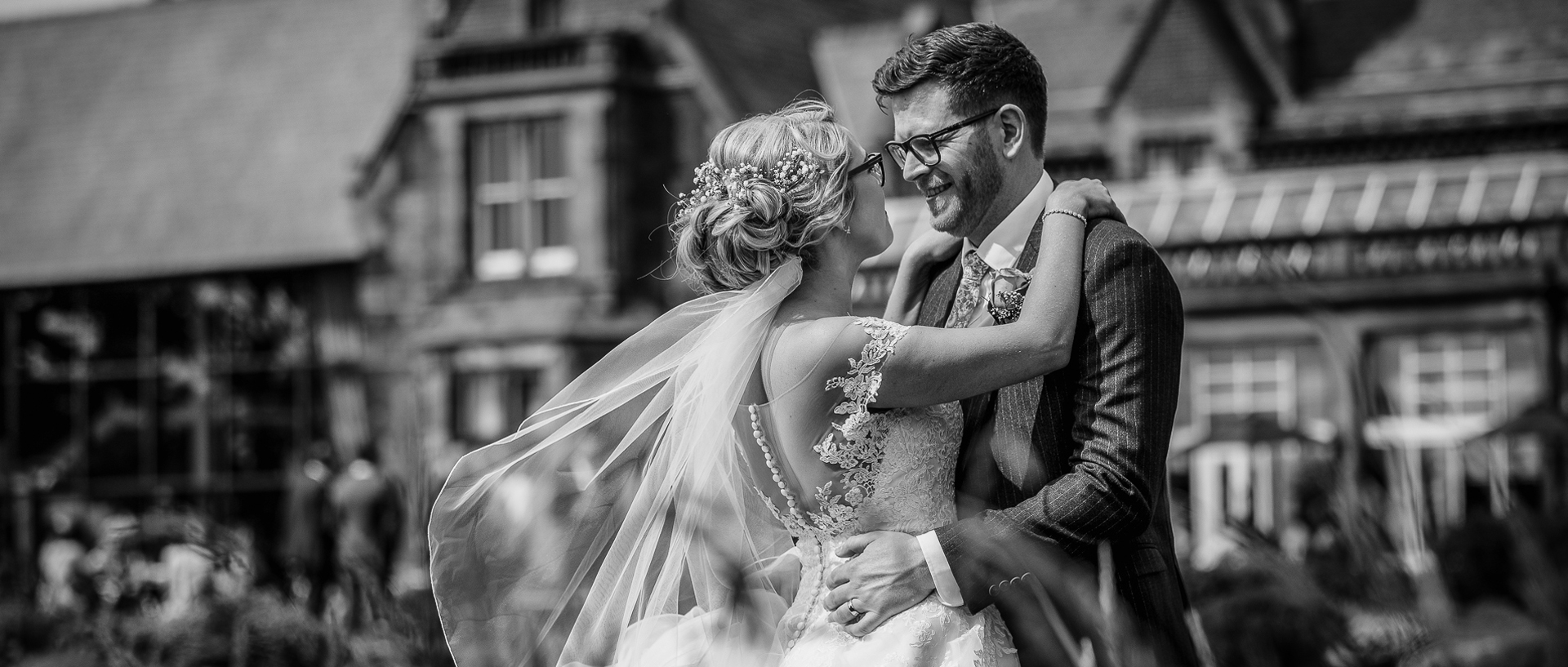 Katie & Paul's Rockliffe Hall Wedding, in the glorious North East sunshine