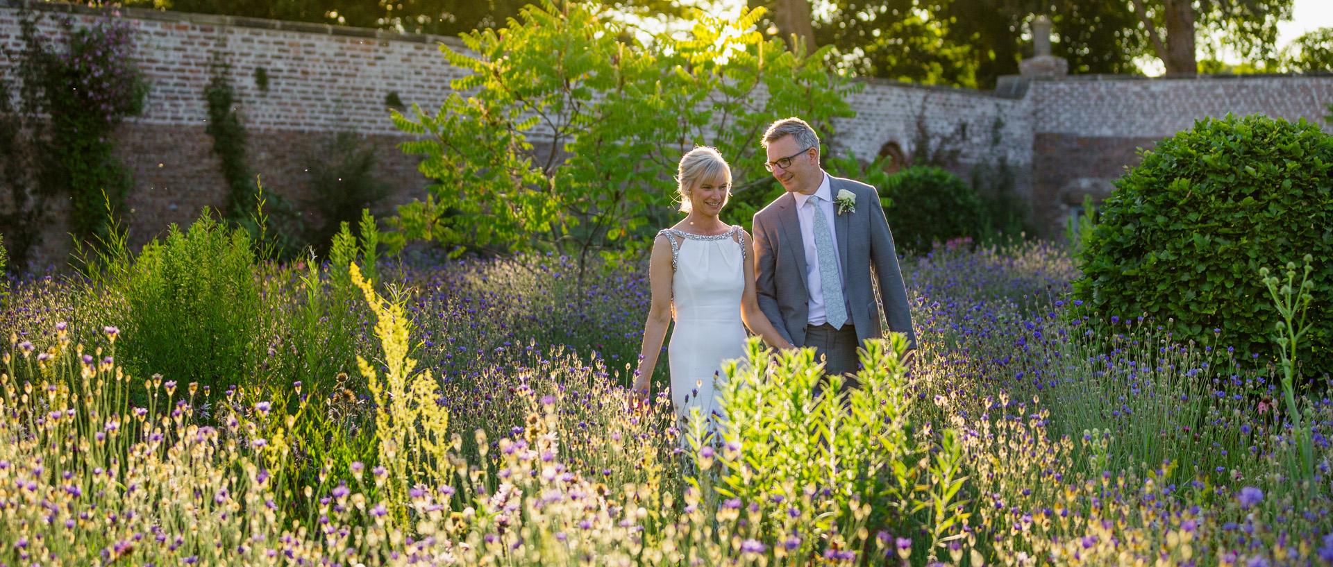 Paula & David - An English Country Wedding