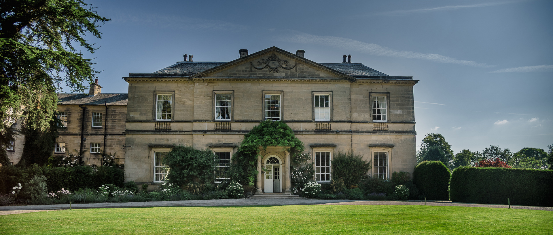 Top 5 Wedding Venues: Part 1 - Middleton Lodge