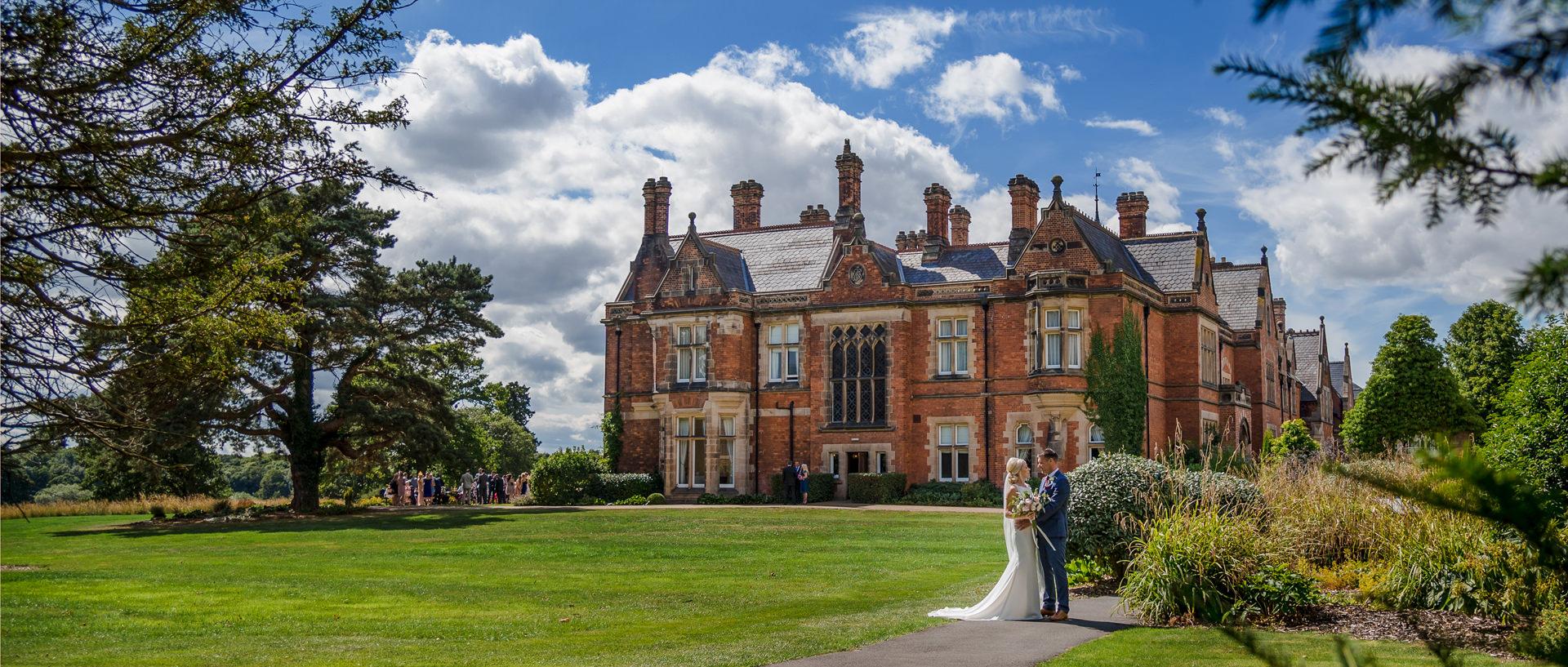 Top 5 Wedding Venues: Part 2- Rockliffe Hall