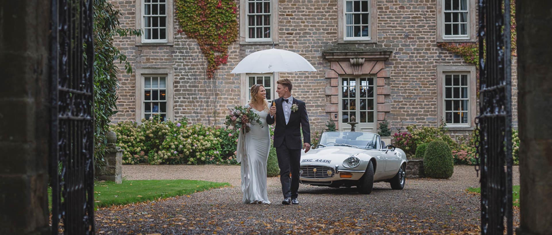Top 5 Wedding Venues: Part 4 - Headlam Hall