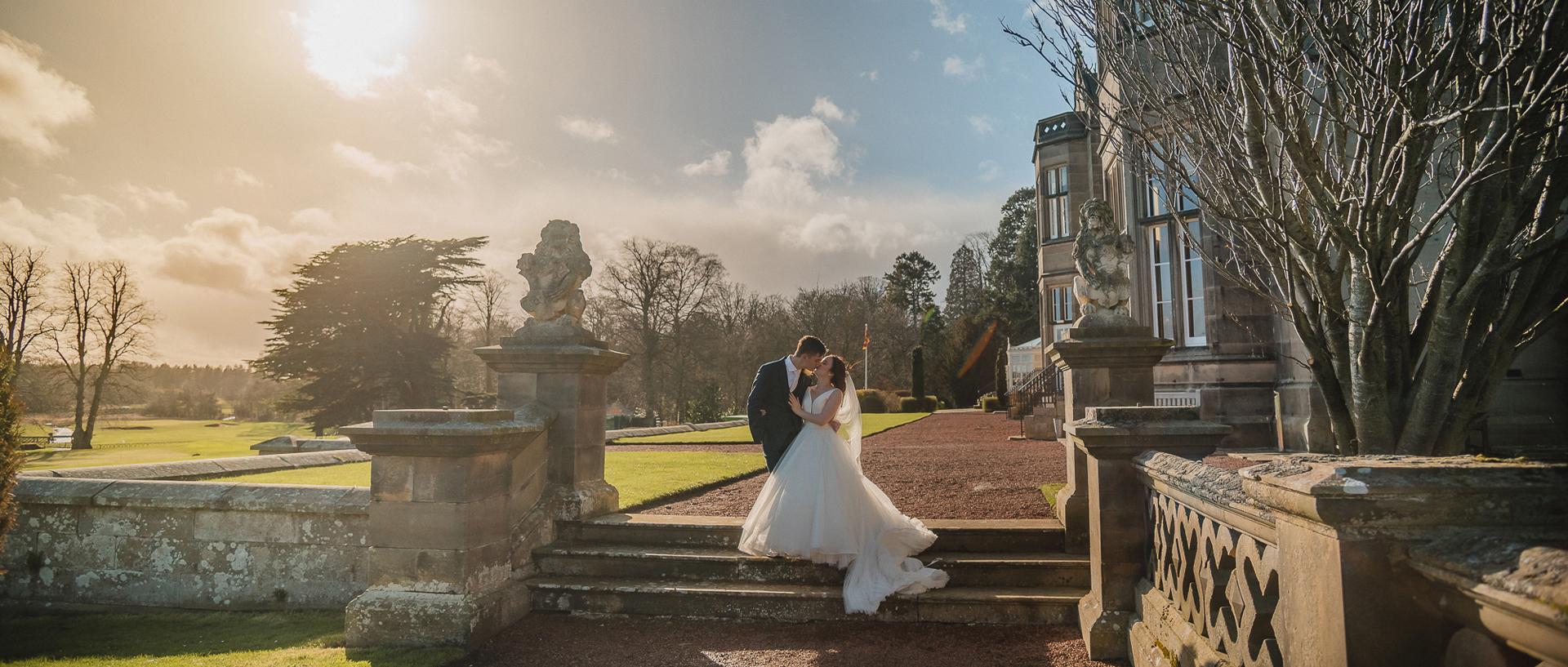 Top 5 Wedding Venues: Part 5 - Matfen Hall