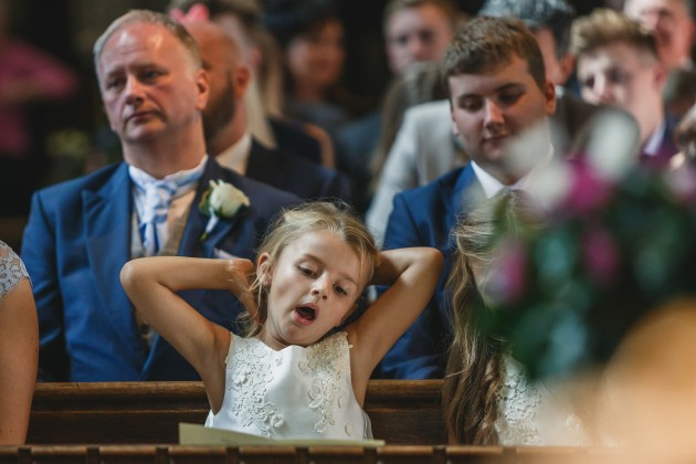 Stan-Seaton-Photography-young-bridesmaid-yawning