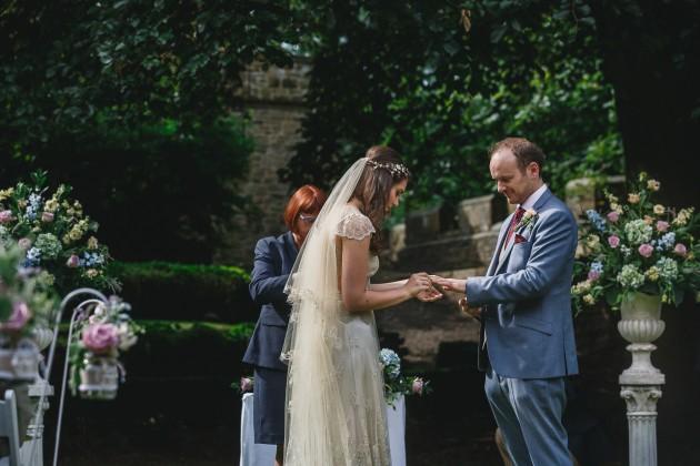 034 Durham-Castle-Wedding-Photographer-Stan-Seaton-Exchanging-rings.JPG