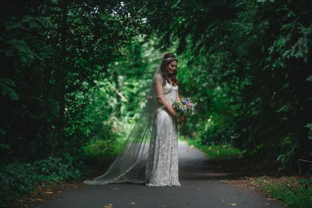 060 Durham-Castle-Wedding-Photographer-Stan-Seaton-Bride-in-the-Woods.JPG