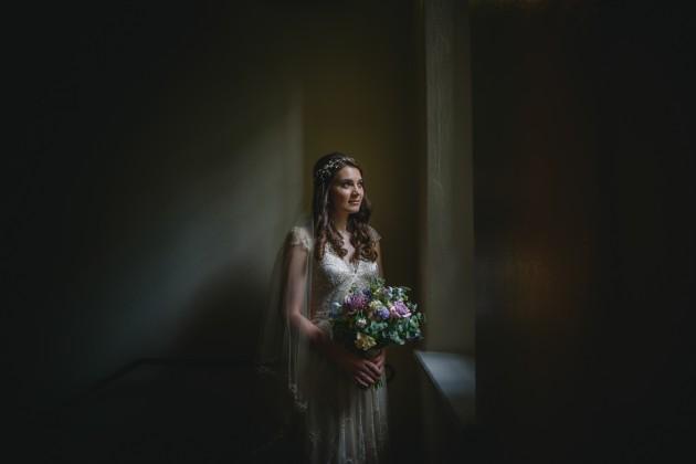 070 Durham-Castle-Wedding-Photographer-Stan-Seaton-Bride-in-Window-light.JPG
