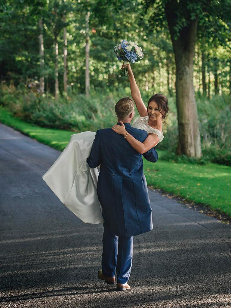 Headlam Hall Wedding Photography Testimonial
